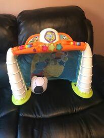 Toddler goals