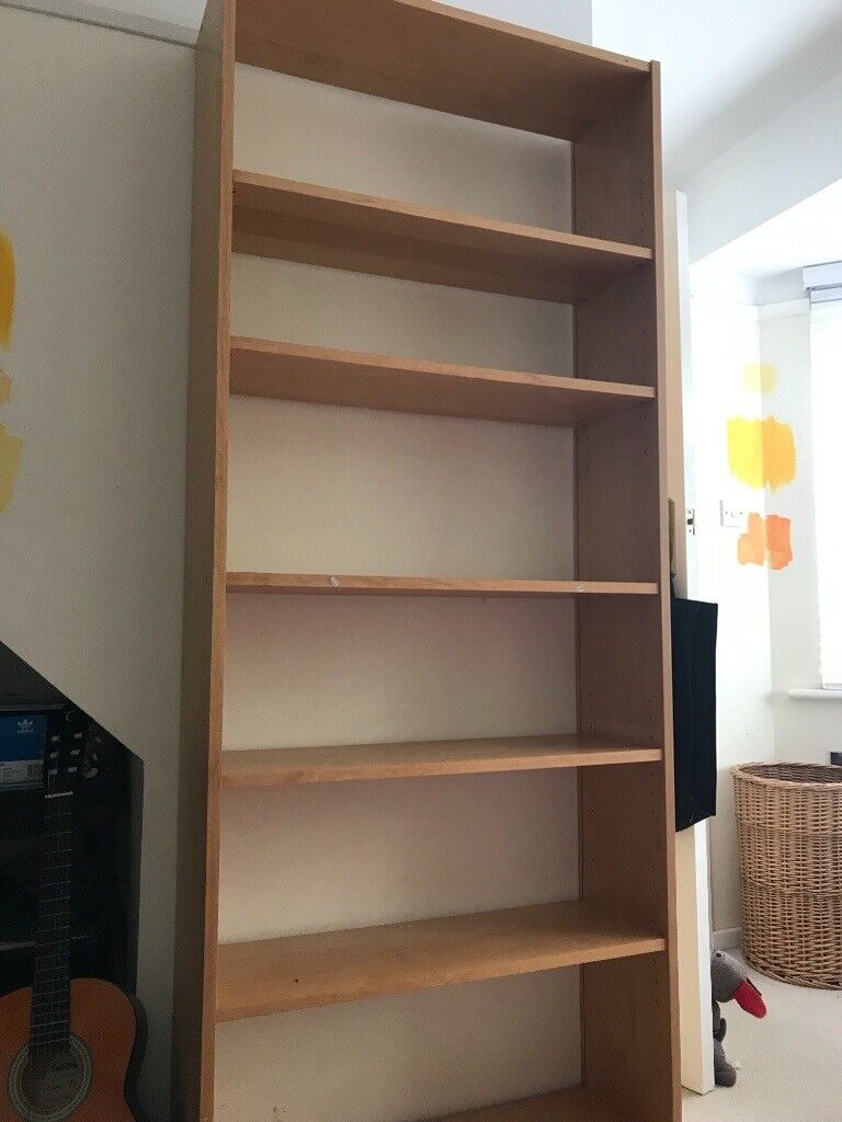 Fine Ikea Bookshelves Bookcase Adjustable Shelves In Brighton East Sussex Gumtree Home Interior And Landscaping Transignezvosmurscom