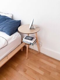 2 Bed side tables (as good as new)