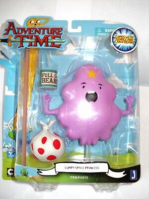 Adventure Time Action Figures Lumpy Space Princess with Accessories by Jazwares](Adventure Time Car Accessories)