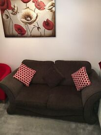 2 seated sofa