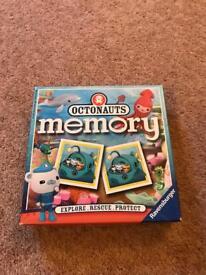 Octonauts Memory Game