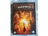 Stardust DVD The Fairy Tale that won't Behave Claire Danes Michelle Pfeiffer Robert De Niro