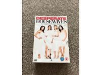 Desperate housewives seasons 1-6