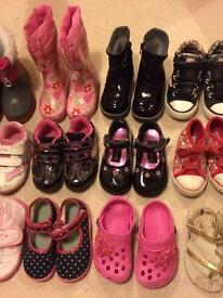 Girls shoes size 6