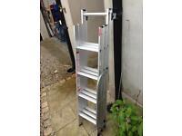 Loft/roof space ladder