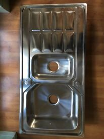 Stainless Steel Sink BRAND NEW.