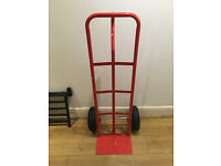 Movers Hand Truck Package Truck Van House Moving Boxes