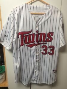 Minnesota Twins Justin Morneau MLB jersey