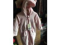 6-9m snow suit
