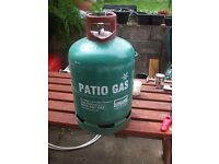 CALOR GAS BOTTLE(EMPTY) IDEAL FOR BBQ