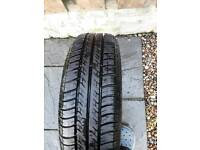 5 Vauxhall corsa wheels and tyres