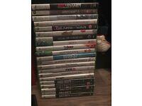 500gb Xbox 360 e console and games bundle