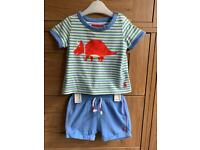 JOULES SUMMER BABY BOY OUTFIT