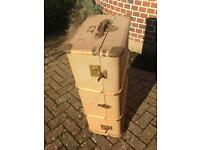 Steamer/Railway travel chest/cabin trunk