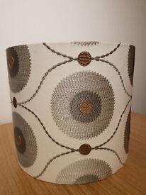 John Lewis Sanderson Starla Lamp Shade rrp £80