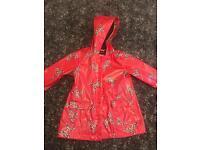 Raincoat Marks & Spencer's coat 4-5 years