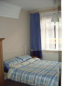 Double Room to rent in modern shared flat in vibrant St Benedict's Street