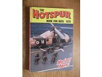 Hotspur 1970 - comic annual