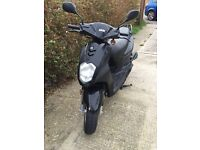 2010 50cc moped