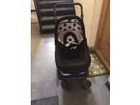 Free items for collection - cot / pram / car seat / sofa