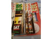 Set of Falklands WAR magazines