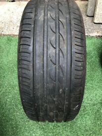 215 55 16 tyre with 8mm Tread in greenford area