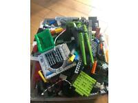 Lego sold by the kilo - £10 per kilo, or job lot for £50