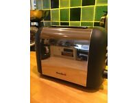 Toaster - Black Breville - very good condition