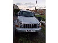 Jeep Cherokee Limited CDR Full service History