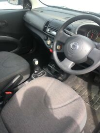 NISSAN MICRA 1.2, LOVELY CAR, FULL MOT, RECENTLY SERVICED
