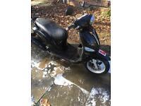 2016 Yamaha S Delight XC 115cc