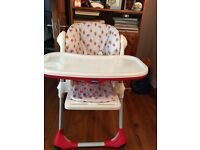 3 in 1 highchair