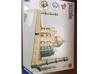 3D Ravensburger Puzzle Taj Mahal