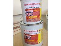ENVIROGRAF - Clear intumescent coating HW02E