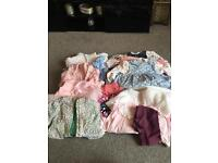 Bundle girls 3-6 clothes and jackets