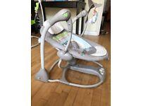 Baby Swing: Ingenuity Convert Me 2