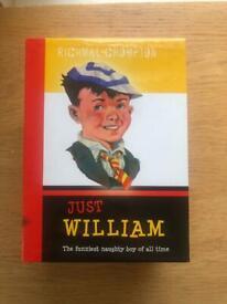 Just William children's books