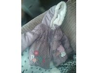 Age 2-3 girls coats