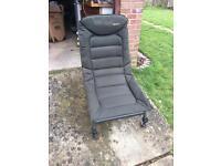 Wychwood carp fishing chair