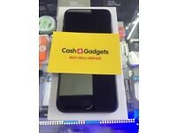 iPhone 7 32gb matte black unlocked boxed in good condition with warranty!