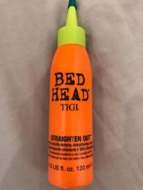 BRAND NEW 'Bed Head' Straighten Out