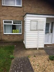2 bedroomed flat to rent in Ancaster Court. Scunthorpe.