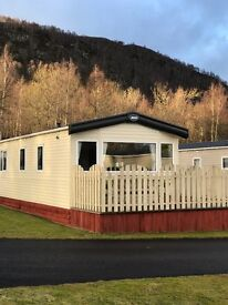 Aviemore Self Catering Static Holiday Caravans to Rent from £70.00 per night