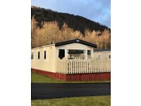Caravans to Rent in Aviemore (Self Catering Static Holiday Homes) from £70 per night