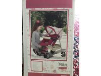Mamas and Papas girls toy pushchair.Excellent condition.Pink .