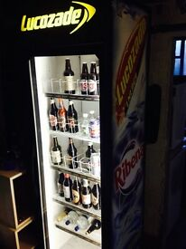 Display cabinet fridge