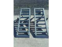New loading ramps