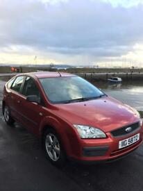 2006 Ford Focus LX - Low Mileage - MOT May 2018