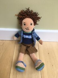 Dylan - Groovy Girls soft doll by Manhattan Toy. Part of a 9 doll collection.